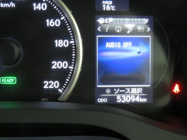 CT200h Fスポーツ 専用ブラックルーフ レザーシート(9枚目)