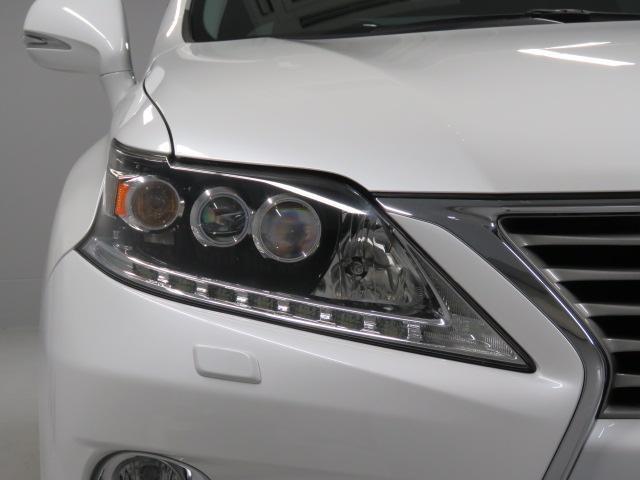 RX450h レザー 19インチAW LED モデリスタ(11枚目)