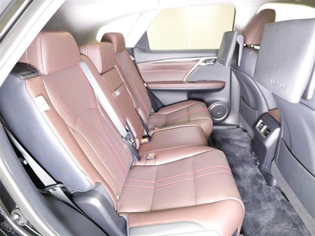RX450hL ムーンルーフ 本革 後席モニター AWD(15枚目)