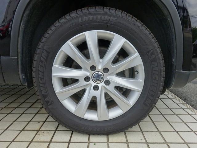 「フォルクスワーゲン」「ティグアン」「SUV・クロカン」「三重県」の中古車36