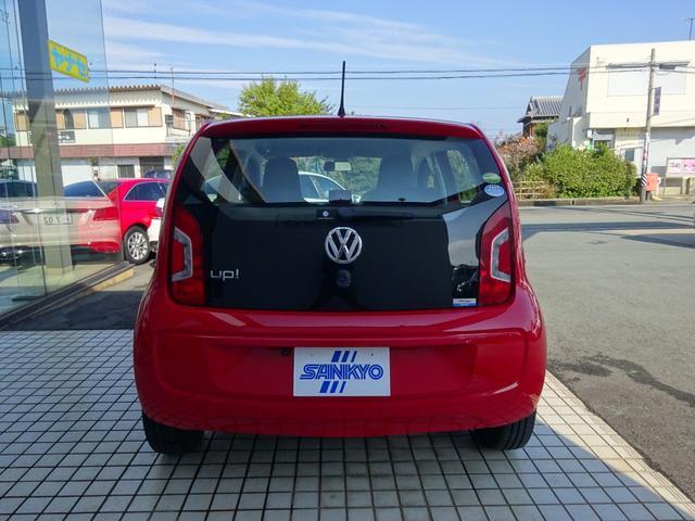 「フォルクスワーゲン」「up!」「コンパクトカー」「三重県」の中古車3