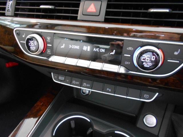 アウディ アウディ A4アバント 2.0TFSI 4WD 1オーナー デモカー レザー ナビ