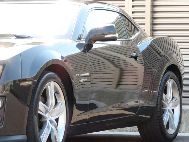 LT RS カマロ生誕45周年記念限定車 正規ディーラー車(3枚目)
