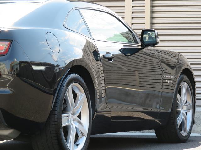 LT RS カマロ生誕45周年記念限定車 正規ディーラー車(8枚目)