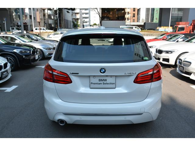 218d xDrive Luxury 弊社デモカー 黒革(3枚目)