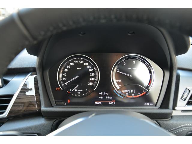 218d xDrive Luxury 弊社デモカー 黒革(16枚目)