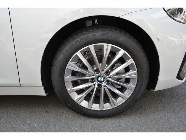 218d xDrive Luxury 弊社デモカー 黒革(19枚目)