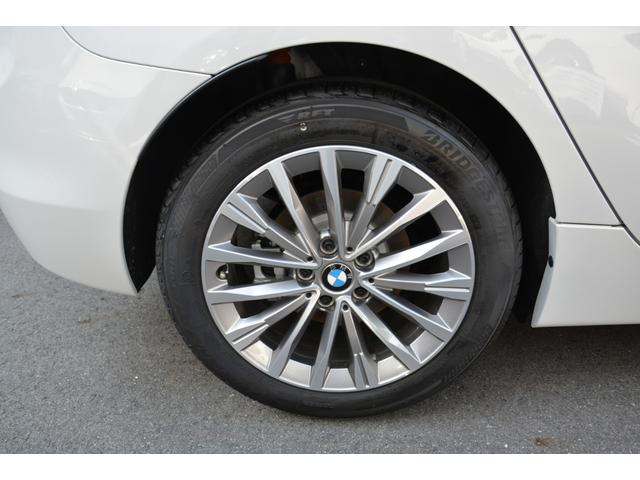 218d xDrive Luxury 弊社デモカー 黒革(20枚目)