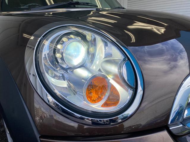 クーパー R56後期モデル プッシュスタート 後期ビックバンパー ステアリングスイッチ パドルシフト HID 本革ステアリング 社外MINI15インチアルミホイール ETC 無事故車 禁煙車 正規ディーラー車(23枚目)