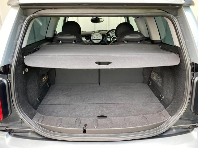 クーパーS クラブマン R55クーパーSプッシュスタート レザーシートカバー HDDナビ&TV ドライブレコーダー OZ17インチアルミホイール ユニオンジャックボンネットストライプ&ミラー 禁煙車 正規ディーラー車(15枚目)