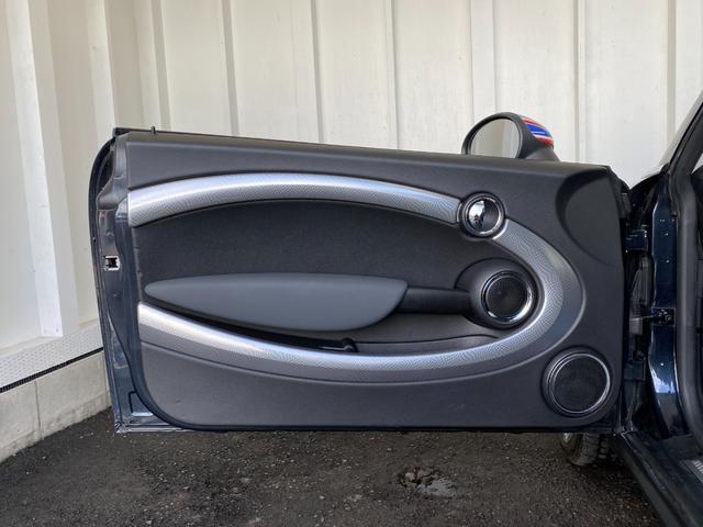クーパーS クラブマン R55クーパーSプッシュスタート レザーシートカバー HDDナビ&TV ドライブレコーダー OZ17インチアルミホイール ユニオンジャックボンネットストライプ&ミラー 禁煙車 正規ディーラー車(33枚目)