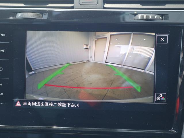 TSI Highline 純正ナビ・ETC・カメラ付(18枚目)