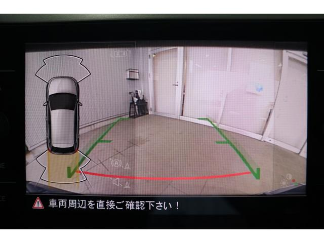 TSIコンフォートライン NAVI ETC カメラ ACC LEDヘッドライト デモカー(22枚目)