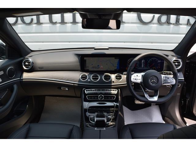 E200ワゴンアバンギャルド 本革・AMGライン・新ハンドル(6枚目)