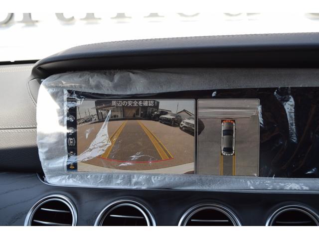 【360°カメラシステム(未使用)】リバースと連動し、車両全周囲の映像をディスプレィに表示歪みの少ないカメラにより鮮明な画像で後退の運転操作をサポートします。