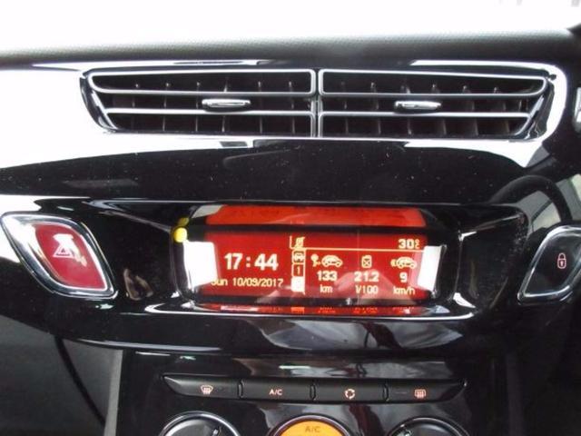シトロエン シトロエン DS3 シック DS LEDビジョンパッケージ 新車保証継承