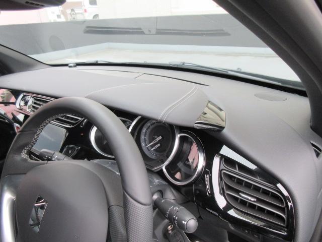 インパネ運転席(拡大):キズ・汚れ等発見できませんでした。