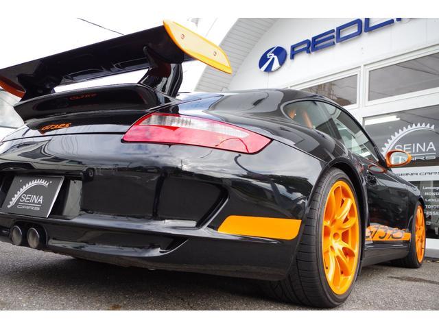 911GT3RS 正規ディーラー車 保証書有(15枚目)