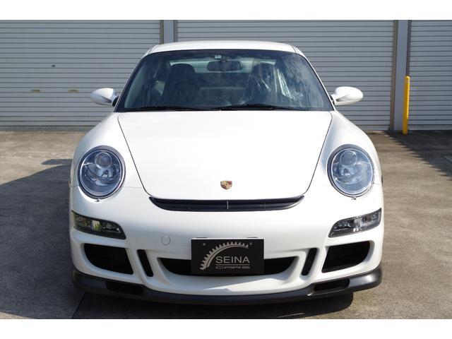 911GT3 カーボンブレーキ ディーラー車 ストリート(3枚目)
