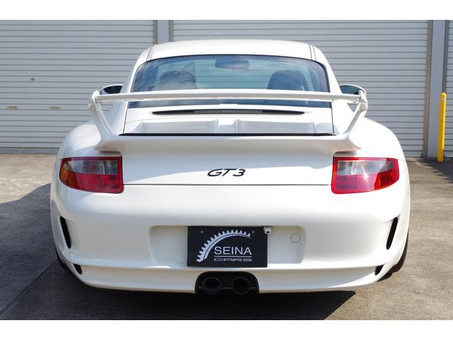 911GT3 カーボンブレーキ ディーラー車 ストリート(5枚目)