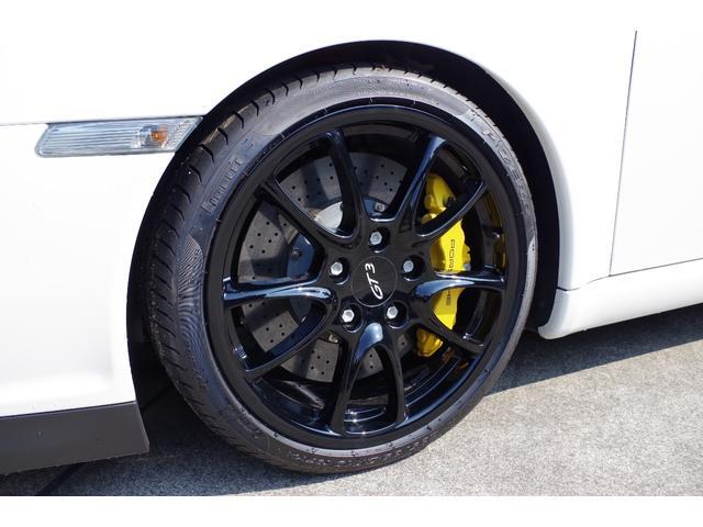 911GT3 カーボンブレーキ ディーラー車 ストリート(7枚目)