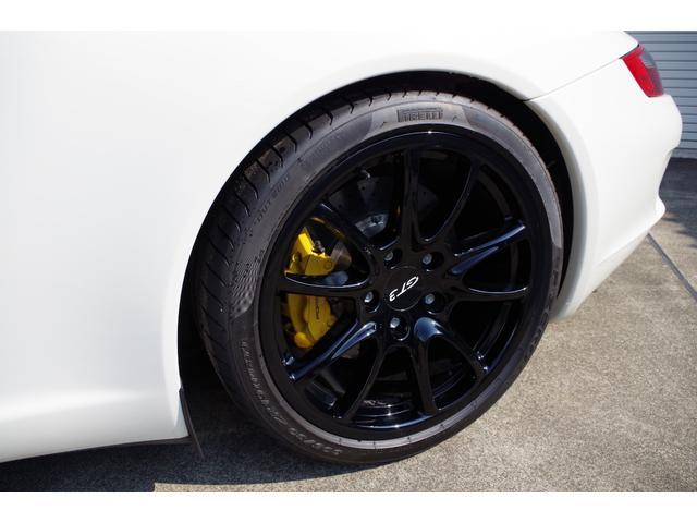 911GT3 カーボンブレーキ ディーラー車 ストリート(8枚目)