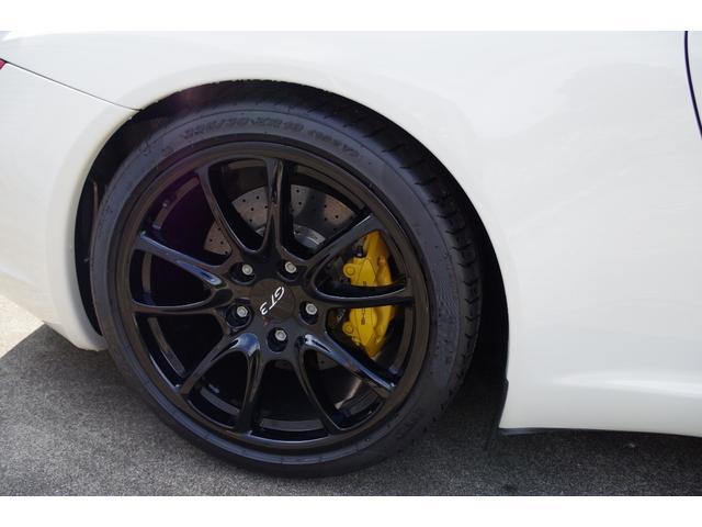 911GT3 カーボンブレーキ ディーラー車 ストリート(9枚目)
