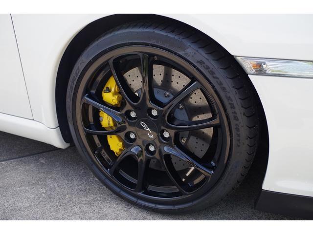 911GT3 カーボンブレーキ ディーラー車 ストリート(10枚目)