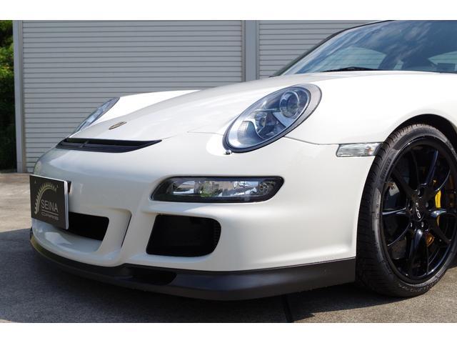 911GT3 カーボンブレーキ ディーラー車 ストリート(11枚目)