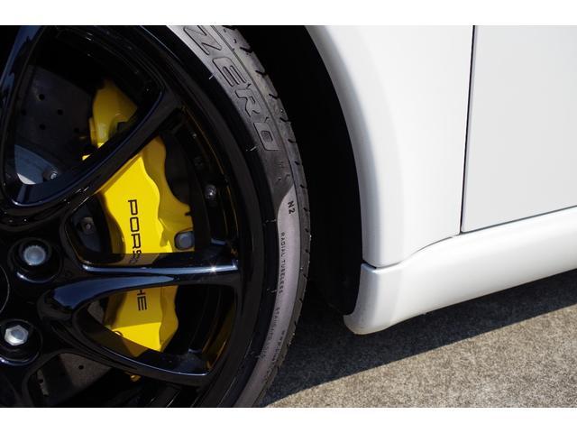 911GT3 カーボンブレーキ ディーラー車 ストリート(18枚目)