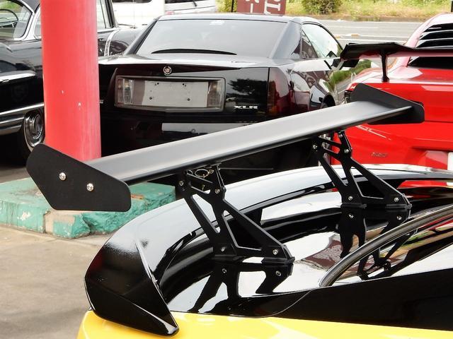 LT RS 2.0ターボ ZL1仕様 ワイドボディーキット ZL1バンパー ワイドサイドスカート ワイドリアディフューザー GTウィング ボンネット・ルーフ・トランクペイント(17枚目)