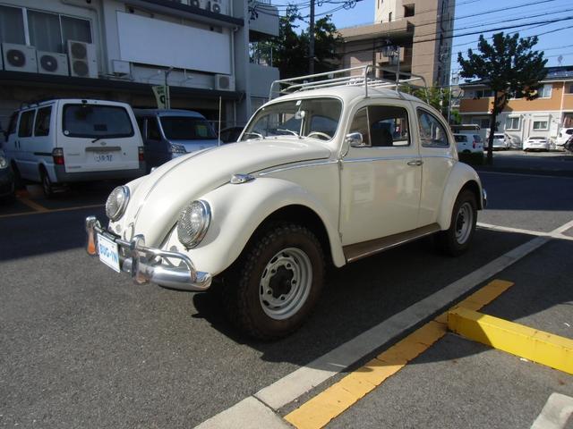 「フォルクスワーゲン」「ビートル」「クーペ」「愛知県」の中古車6