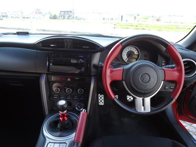 GT 6MT 1オナ エアロBLITZ車高調フジツボマフラ-(15枚目)
