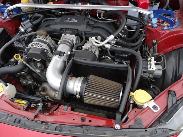 GT 6MT 1オナ エアロBLITZ車高調フジツボマフラ-(18枚目)