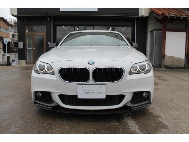 ご覧頂きまして、誠に有難う御座います!「BMW 523i Mスポーツ」を入庫致しました!