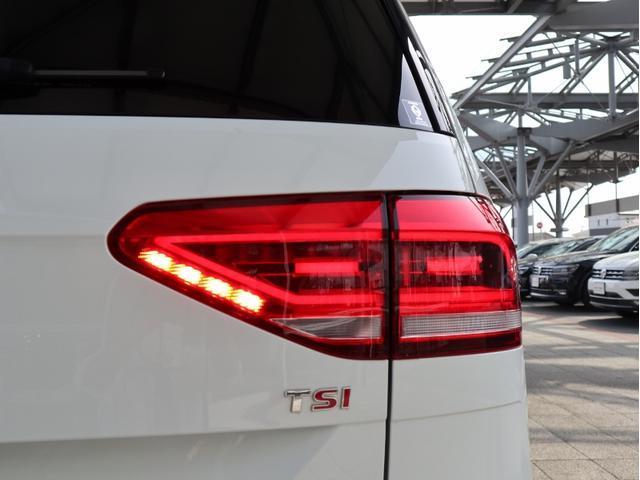 TSI Rライン 認定中古車 禁煙車 純正ナビ Bluetooth バックカメラ ETC USB アダプティブクルーズコントロール レーンアシスト 3列シート(55枚目)