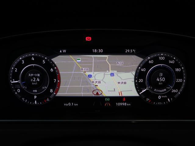 TSI 4モーション LEDヘッドライトライト 純正ナビゲーション ETC バックカメラ デジタルメーター パドルシフト付 認定中古車(16枚目)