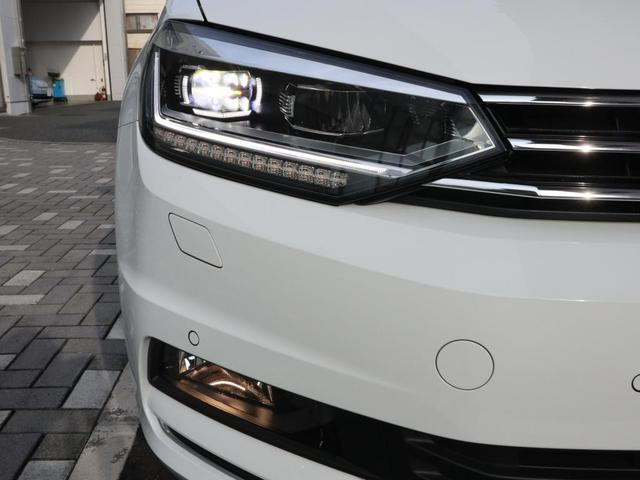 TDI ハイライン LEDヘッドライト 追従型クルーズコントロールACC シートヒーター 2列目サンブラインド 禁煙 3列シート7人乗り ディーゼルターボ デモカー 認定中古車(11枚目)