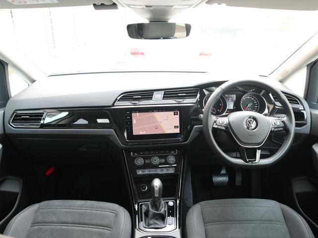 TDI ハイライン LEDヘッドライト 追従型クルーズコントロールACC シートヒーター 2列目サンブラインド 禁煙 3列シート7人乗り ディーゼルターボ デモカー 認定中古車(14枚目)
