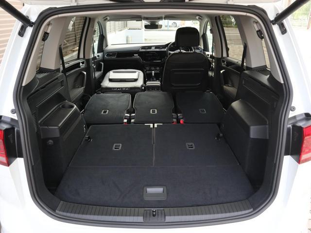 TDI ハイライン LEDヘッドライト 追従型クルーズコントロールACC シートヒーター 2列目サンブラインド 禁煙 3列シート7人乗り ディーゼルターボ デモカー 認定中古車(43枚目)