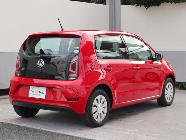 「フォルクスワーゲン」「VW アップ!」「コンパクトカー」「静岡県」の中古車4