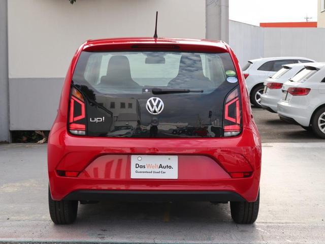 「フォルクスワーゲン」「VW アップ!」「コンパクトカー」「静岡県」の中古車5