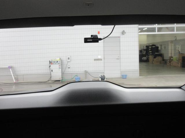 前後撮影タイプのドライブレコーダー装着済みです。