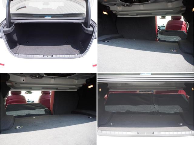 ベースグレード 左ハンドル 後期型ナビ 禁煙車 赤色レザーシート 電動サンルーフ 純正プロテオ19インチアルミホイール ツーリングPKG 地デジTV パドルシフト バックカメラ ETC 赤色キャリパー 正規ディーラ車(9枚目)