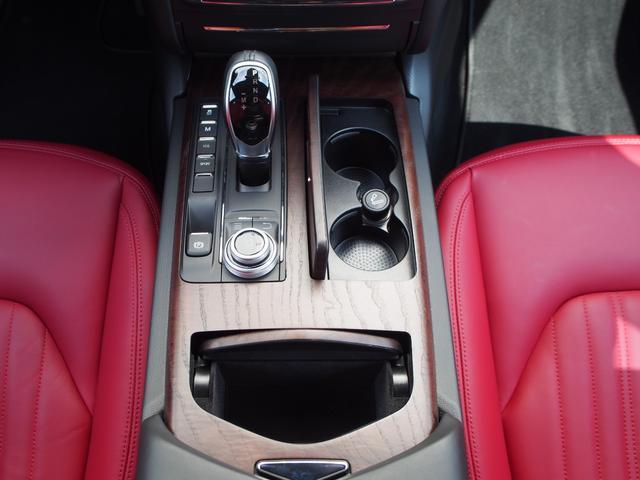 ベースグレード 左ハンドル 後期型ナビ 禁煙車 赤色レザーシート 電動サンルーフ 純正プロテオ19インチアルミホイール ツーリングPKG 地デジTV パドルシフト バックカメラ ETC 赤色キャリパー 正規ディーラ車(55枚目)