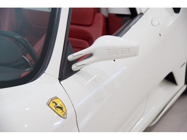 「フェラーリ」「F430スパイダー」「オープンカー」「愛知県」の中古車17
