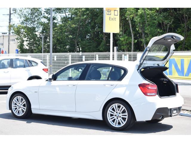 120i Mスポーツ 認定中古車全国1年保証付 タイヤ4本新品付 Carrozzeria製 テレビ&ナビ(7枚目)