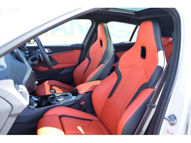 M135i xDrive 認定中古車全国2年保証付 デビューパッケージ ビジョンパッケージ パノラマガラスサンルーフ デモカーアップ(14枚目)