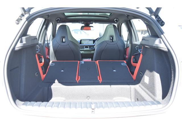 M135i xDrive 認定中古車全国2年保証付 デビューパッケージ ビジョンパッケージ パノラマガラスサンルーフ デモカーアップ(38枚目)