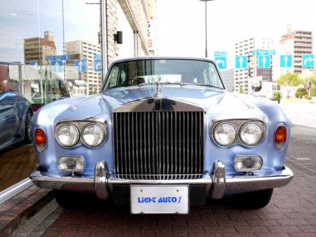 「ロールスロイス」「ロールスロイス シルバーシャドー」「セダン」「愛知県」の中古車2
